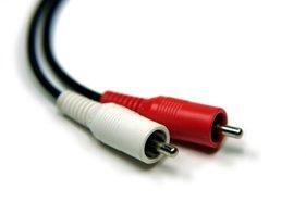 RCA oder Cinch Stecker